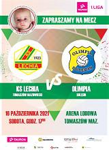 KS Lechia Tomaszów vs Olimpia Sulęcin