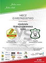 RKS Lechia Tomaszów vs Sokół Aleksandrów Łódzki